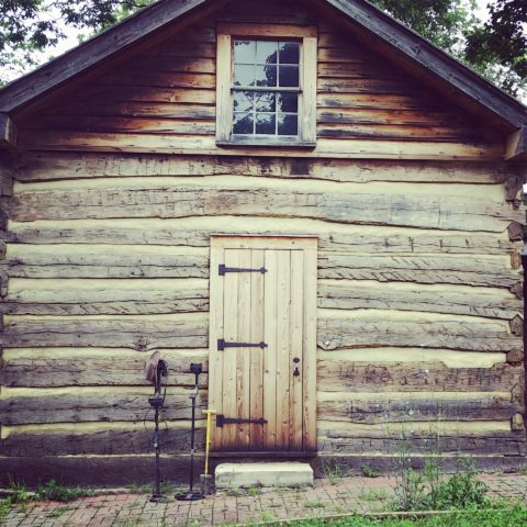 Tidy Cabin at Detecting Site - Kentucky
