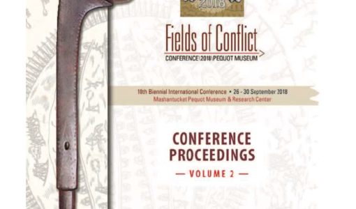 Fields of Conflict Conference 2018 Conference Proceedings, 2019