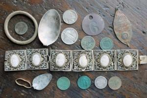 Tom Eblen Metal detectorist finds hidden treasure on Bourbon County farm Neig_2013-05-21_14-00-42